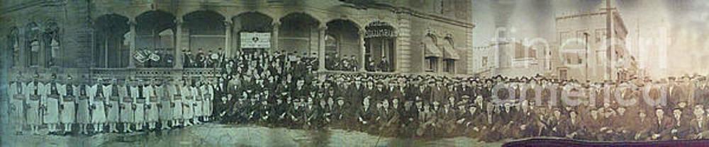 Jost Houk - Moose Lodge 1921