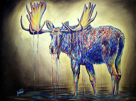 Teshia Art - Moose Visions