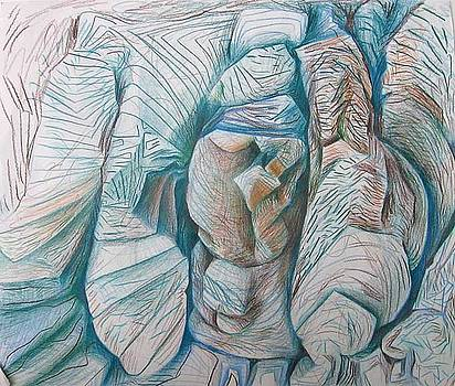 Moosehead Gully by Karen Dawson