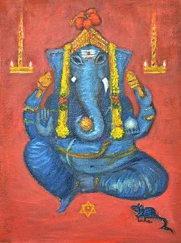 Mooshika Vaahan by Usha Shantharam