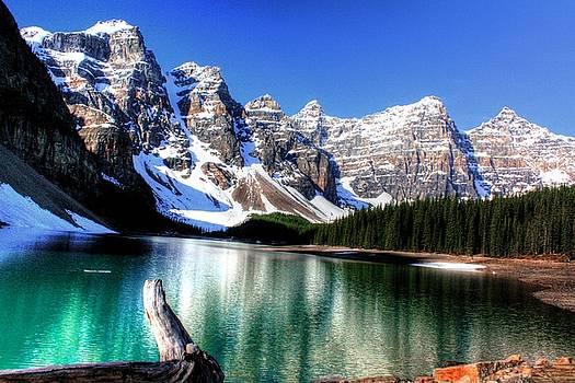 David Matthews - Morain Lake