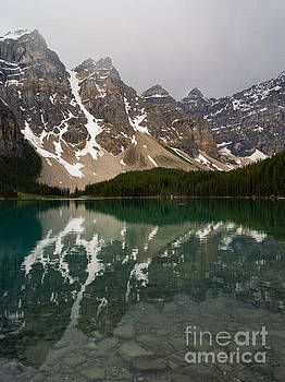 Moraine Lake 2 by Tracy Knauer
