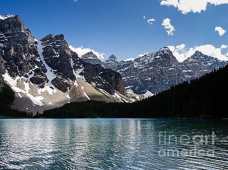 Moraine Lake 3 by Tracy Knauer