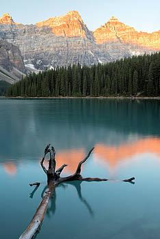 Moraine Lake by Christian Heeb