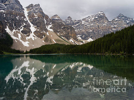 Moraine Lake  by Tracy Knauer