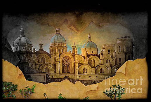 More Awesome Cuenca Art by Al Bourassa