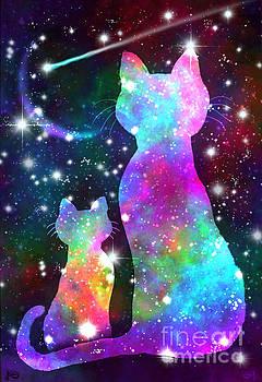 Nick Gustafson - More Cosmic Cats