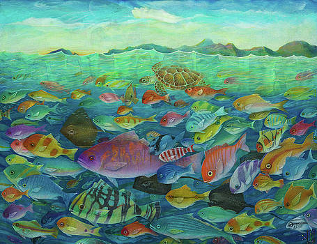 More Fish by Lynn Bywaters