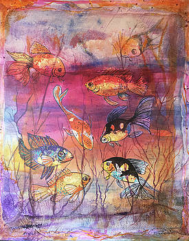 More Goldfish by Edith Hardaway