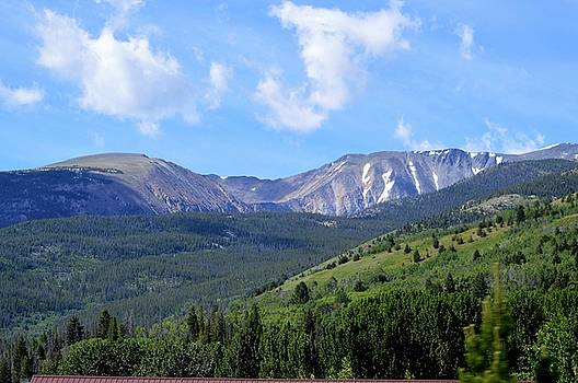 More Montana Mountains by Michelle Hoffmann