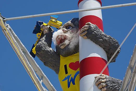 Morey's Kong by Greg Graham