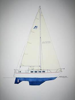 Morgan 32 by Jeff Lucas