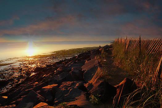 Morgan Creek Sunrise by Todd Dunham