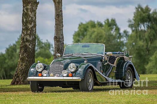 Morgan Sports Car by Adrian Evans