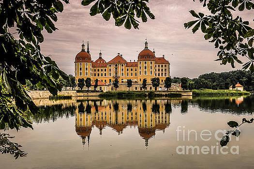 Moritzburg reflections by Howard Ferrier