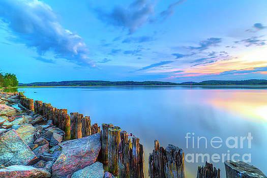 Morning at 3.54am by Veikko Suikkanen