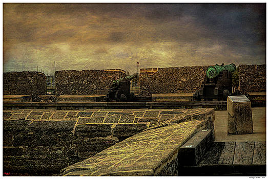 Morning At The Old Fort by Rogermike Wilson