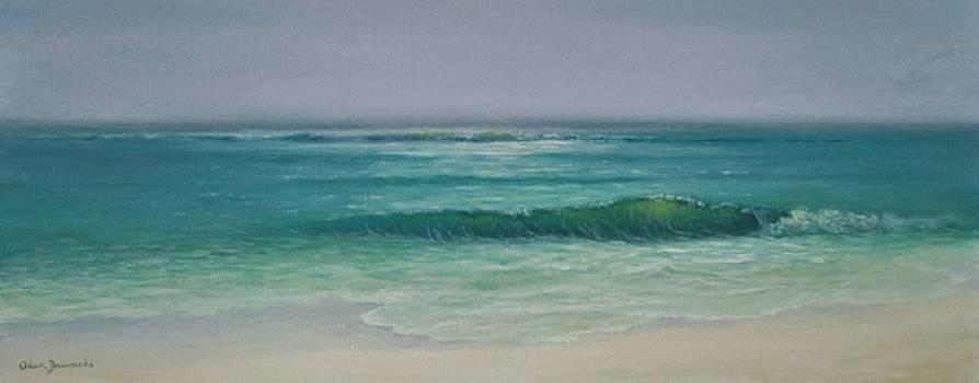 Morning Bliss by Alan Zawacki