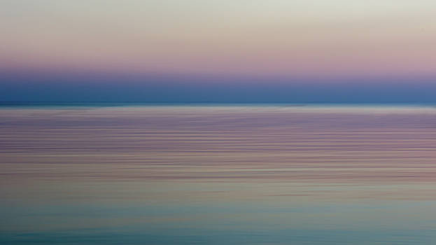 Morning By The Sea by Stelios Kleanthous