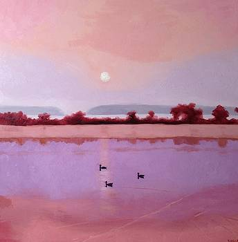 Morning Calm by Sylvia Miller