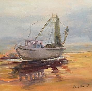 Morning Catch by Jane Ricker