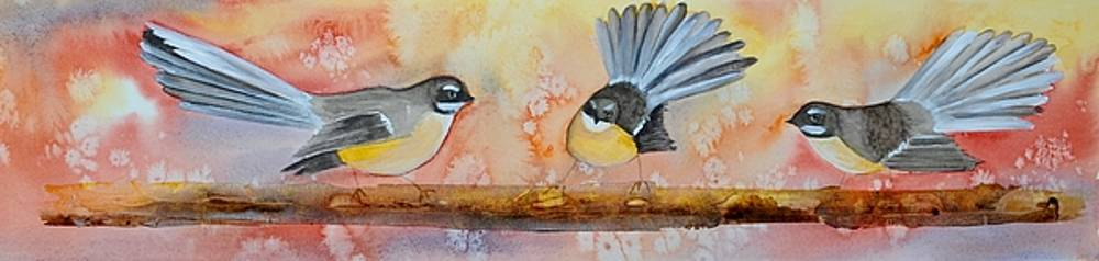 Morning Chatter by Carolyn Judge