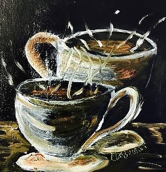 Morning coffee  by Chuck Gebhardt