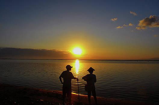 Morning couple by Wayan Suantara