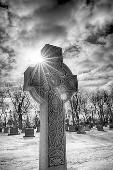 Morning Cross by Guy Whiteley
