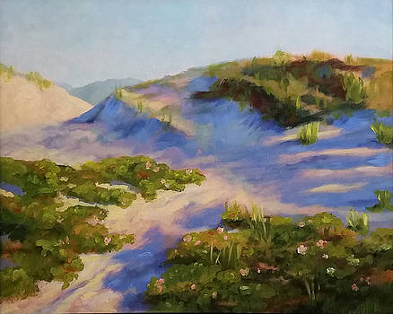 Morning Dune 1 by Beth Johnston