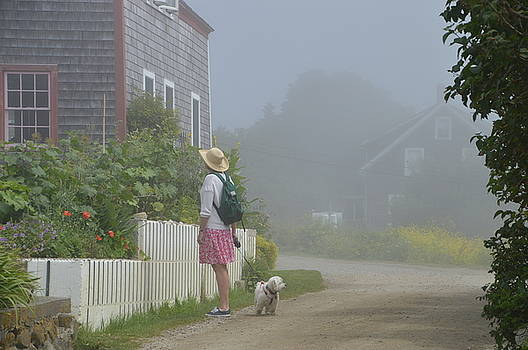Morning Fog by George Salter
