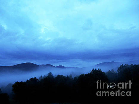 Felipe Adan Lerma - Morning Fog North