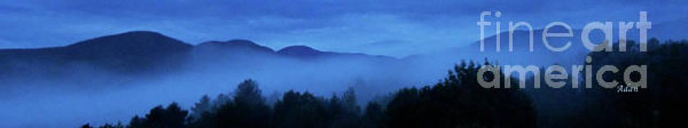 Felipe Adan Lerma - Morning Fog North Panorama