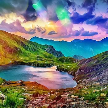 Morning Gleam by Azat Widken