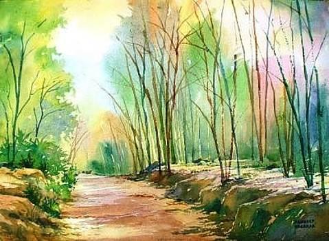 Morning Glory by Sandeep Khedkar