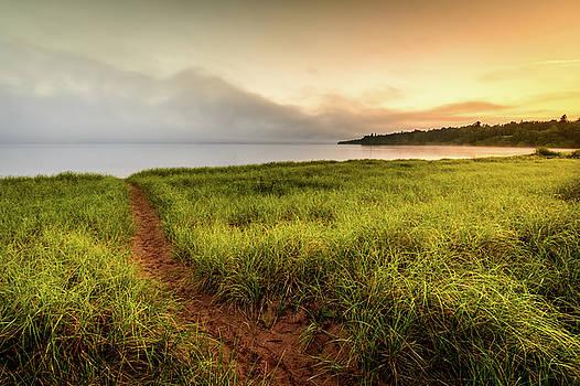Morning Glow by Gary Harris