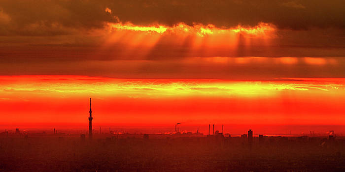 Tatsuya Atarashi - Morning Glow