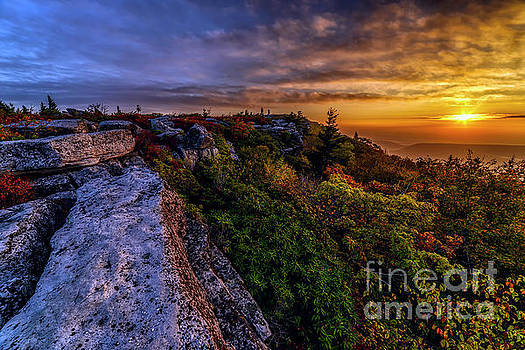 Morning Has Broken Bear Rocks by Thomas R Fletcher