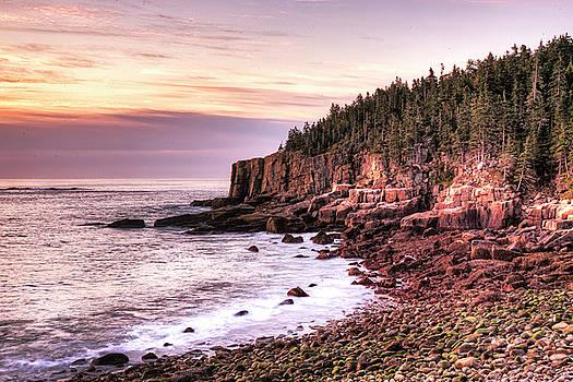 Morning in Acadia by Joe Paul