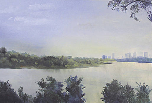 Morning in Little Rock by Marty Smith