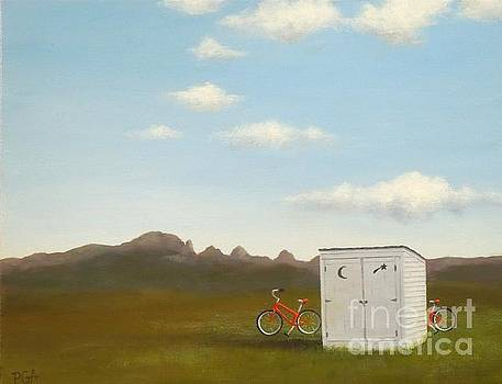 Morning in Montana by Phyllis Andrews
