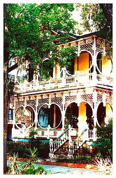 Morning in Savannah by John Travisano