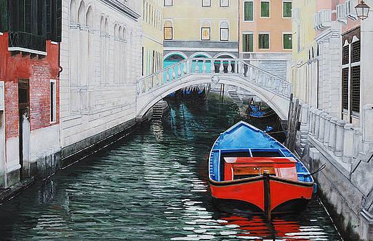 Morning in Venice 7 by Steven Fleit