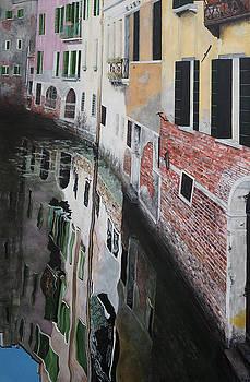 Morning in Venice 9 by Steven Fleit