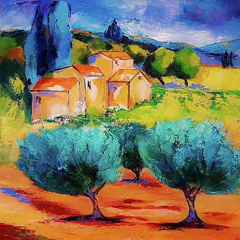 Morning Light by Elise Palmigiani by Elise Palmigiani