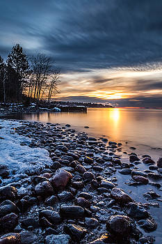 Morning Light // Duluth, MN by Lloyd Fisher Photo