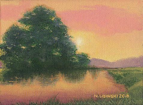Morning Light by Norb Lisinski