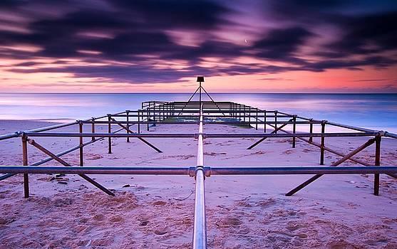 Morning light by Spencer Brown