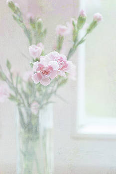 Jenny Rainbow - Morning Light. The Bouquet of Carnations