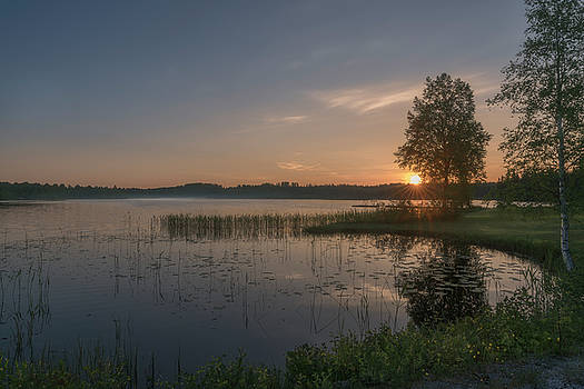 Morning by Ludwig Riml